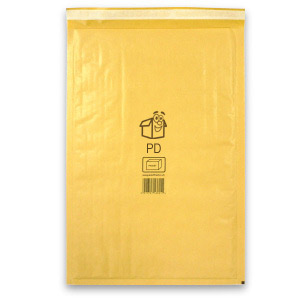Packit Direct™ Bags Gold & White